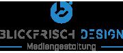 Logo Blickfrisch Design Gießen